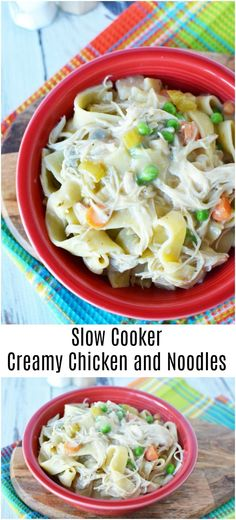 Slow Cooker Creamy C