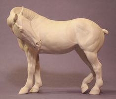 Body Casting Sculptures | Hanblechia, Model Horse Sculpture, Painting and Custom Glazed Chinas ...
