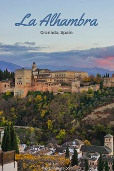 The Enchantment of Visiting the Alhambra in Granada, Spain #alhambra #granada #spain #travel