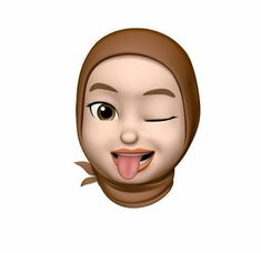 Girl Cartoon, Cartoon Art, Cute Cartoon Pictures, Girl Emoji, Hijab Cartoon, Emoji Faces, Cute Cartoon Wallpapers, Islamic Pictures, Emoticon