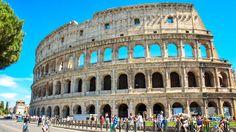 Quais as 7 melhores cidades para conhecer na Itália? Na hora de montar o seu roteiro de o que fazer na Itália, esses 7 destinos merecem estar na sua lista Amalfi, Toscana, Santorini, Pisa, Tower, Europe, Italy, Architecture, Building