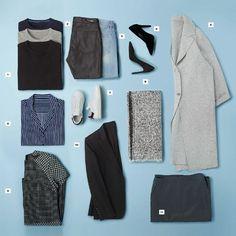 Your capsule wardrobe