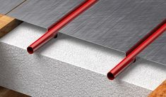 Tectora water system aluminum diffusion plates FOR 1ST and LoFT Floor