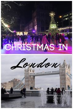 London is an amazing city, especially more so if you visit during the festive season. Find out the best things to do and places to visit!