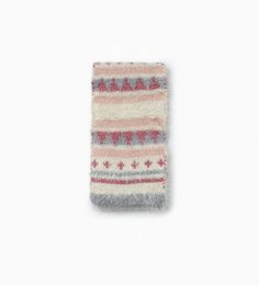 ZARA - KIDS - Triangle knit scarf