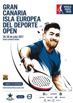 Cuartos de Final Masculinos Gran Canaria Isla Europea del Deporte Open 2017 | World Padel Tour