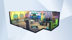 The Sims - A Galeria - Website Oficial