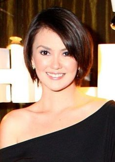 Angelica Panganiban New Haircut Lily Cole, Mane Attraction, Tv Shows Online, New Haircuts, Down Hairstyles, Asian Woman, Movies And Tv Shows, Short Hair Styles, Hair Cuts