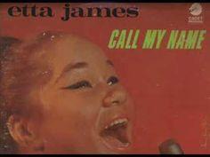 ▶ ETTA JAMES - NOBODY LOVES ME - LP CALL MY NAME - CADET LP 4055 - YouTube
