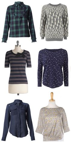 October Rebel: Fair Trade Fall Favorites: Tops; these tops are very cute! I would wear them and then tell others how I got them from a fairtrade company