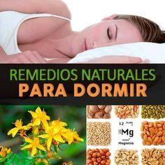 7 Remedios Naturales Para Dormir Mejor Y Rápidamente - La Guía de las Vitaminas
