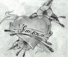 Dibujos Bonitos De Amor Dibujos Romanticos Para Pintar Amor