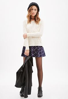 Textured Raglan Sweater | FOREVER21 - 2000099009