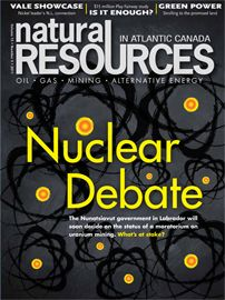 Natural Resources Magazine: November 2011
