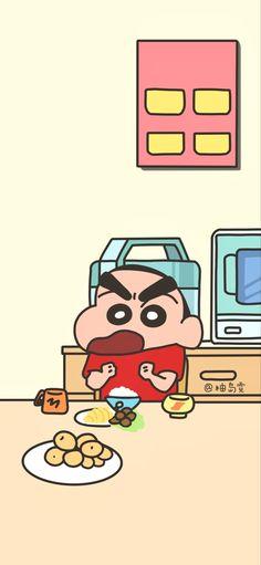 Sinchan Wallpaper, Kawaii Wallpaper, Cartoon Wallpaper, Crayon Shin Chan, Cartoon Pics, Me Me Me Anime, Manga Anime, Animation, Comics