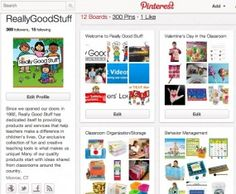 20 Reasons Why Teachers Should Use Pinterest- well DUH. At least now i have an excuse for my addiction.