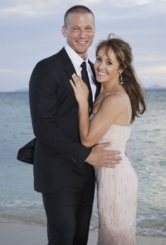 """Season 7,""""The Bachelorette"""" Ashley Hebert and JP Rosenbaum..STILL TOGETHER, after getting engaged on the finale, which aired August 1, 2011."""