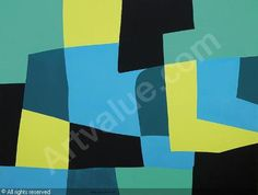 Billedresultat for ernst mether borgstrom Simple Shapes, Textile Patterns, Finland, Abstract Art, Paintings, Google Search, Paint, Painting Art, Painting