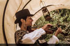 ©#armutan ©#chrisrod #country #chariot #bufaloose #musique #violon #farwest