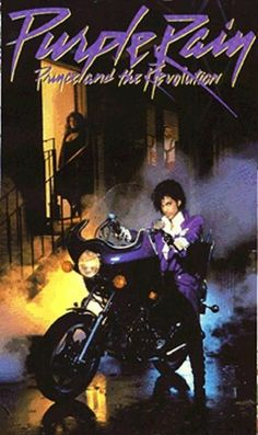 Purple Rain - Directed by and starring Prince, this  is still one of my all time favorite movies, and a great soundtrack too!