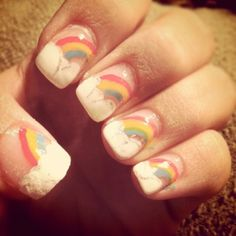Reminds me of care bears!!!!!