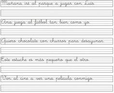 Cursive Handwriting, Cursive Letters, Handwriting Worksheets, Tracing Letters, Tracing Worksheets, Free Printable Worksheets, Preschool Worksheets, Letter To Students, Letter To Parents