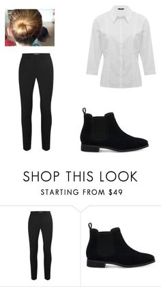 """""""formal"""" by supernaturallyawesome on Polyvore featuring Topman, TOMS and M&Co"""