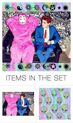 """""""Gee"""" by grace-way ❤ liked on Polyvore featuring art"""