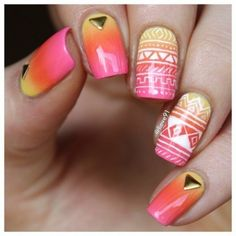 Flawless nail ideas for summer
