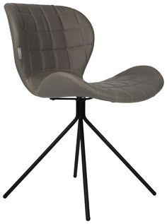 Fans des Retro-Stils kommen mit diesem ZUIVER Stuhl voll auf Ihre Kosten! Mit diesem Stuhl wird der klassische Retro-Look neu definiert: Das zarte Gestell verleiht der Vintage-Form der Sitzfläche eine neue, zeitgemäße Note. Zudem profitieren Sie von einem weichen Innenleben aus Schaumstoff sowie dem schönen Bezug in gedecktem Grün. Ein Muss für Vintage-Liebhaber: Ein Retro-Stuhl mit modernem Akzent!