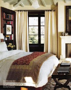 find this pin and more on bedroom design - Warm Bedroom Designs