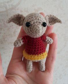 Ravelry: #crochet, free pattern, amigurumi, Pocket Elf pattern by Claire Hayes, #haken, gratis patroon (Engels), elf, knuffel, decoratie, #haakpatroon