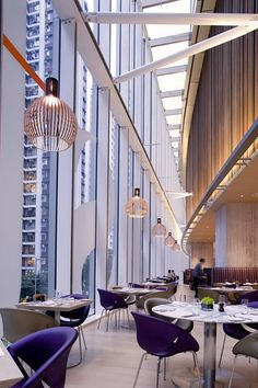 East Hotel, Hong Kong – Contemporary in an Oriental way | Hotel Interior Pictures