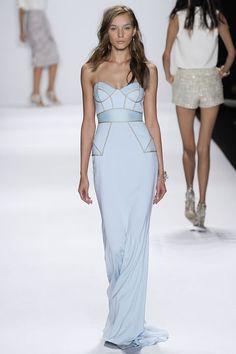 New York Fashion Week SS 2015 Badgley Mischka