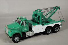 Mack Truck Model.