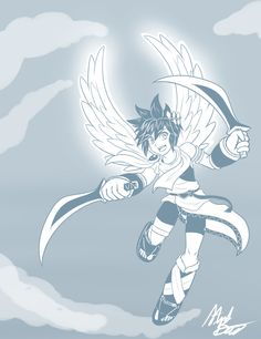 282 Best Kid Icarus Images On Pinterest In 2018