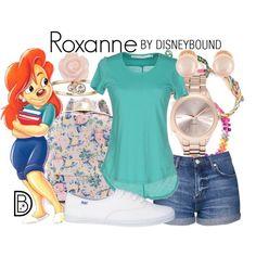 Disney Bound - Roxanne