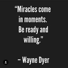 Follow us @meditationtalks#drwaynedyer #miracles #inspiration #books via @drwaynedyer#yoga#yogi#faith#peace#pray#meditation#buddha#dalailama#happiness