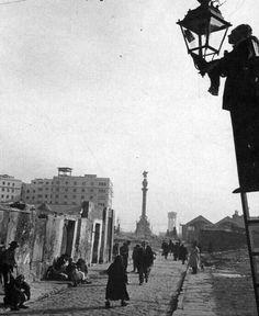 Raval.1950. Barcelona