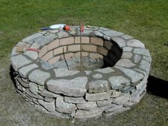 DIY - How To Build a Fire Pit and Grill - Orlando Forums: Attractions, Find Jobs, Night Clubs, Classifieds, Disney, Universal  Seaworld