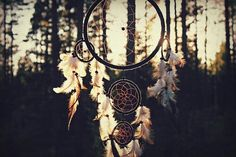 A dream catcher