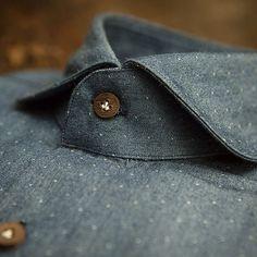 FIRENZE Denim cotton shirt limited edition  cordone_1956's photo on Instagram
