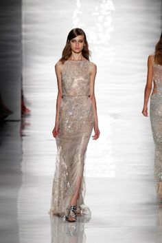 Reem Acra   Ready To Wear Spring 2015