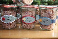dies´und das und süsse Sachen...: Nürnberger Glühwein-Orangen-Zucker