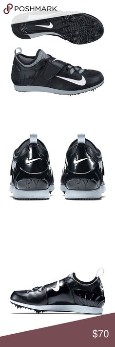 more photos 3c7dd 1adb9 Nike Zoom Pole Vault ii Track Spikes Designed for both training and  competition, the Nike Zoom Pole Vault II Unisex Track and Field Shoe (Men s  Sizing) ...