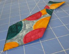 Dad's Tie Craft PDF by cahull2011 on Etsy, $2.50