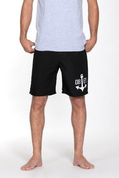 Obey anchor boardshorts