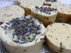 #diy #lavender #shampoo #soap bars