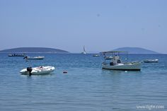 bay in the - Beaches, Opera House, Greece, Boat, Building, Travel, Viajes, Buildings, Boats