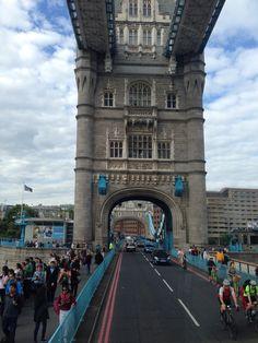 London tower bridge LONDON